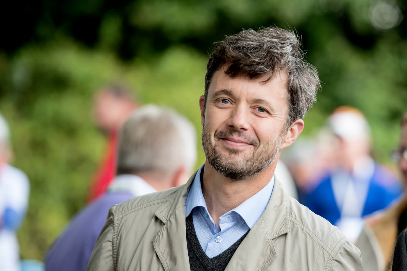 H.K.H Kronprisen inviterer til Royal dyst hos Power Racing