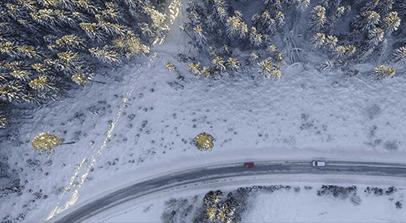 Vinterferie med fart over feltet?