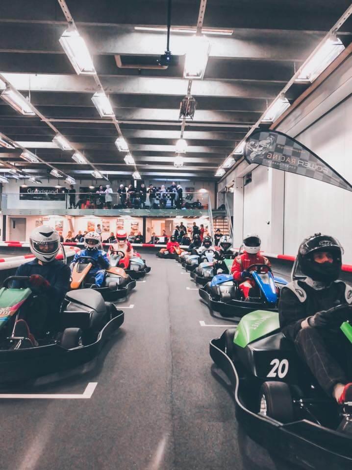 gokart træning københavn